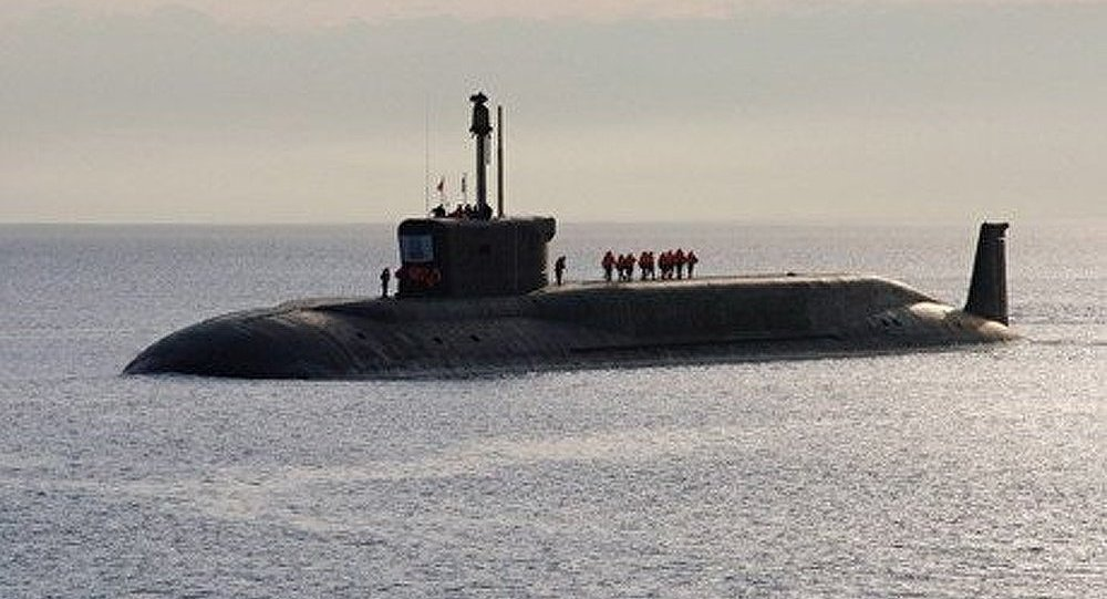 Entrée en service d'un nouveau sous-marin nucléaire