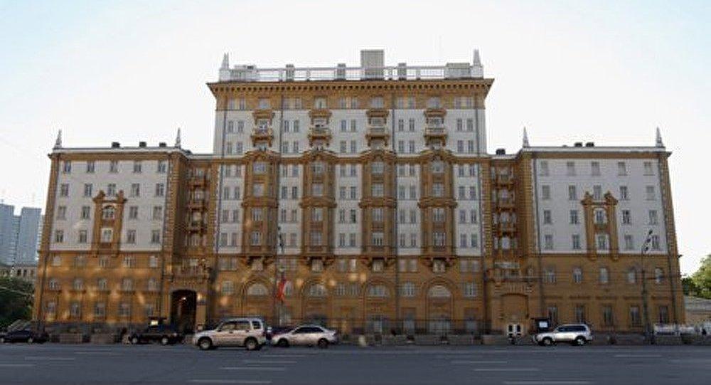 Une « arme biologique » délivrée à l'ambassade US à Moscou
