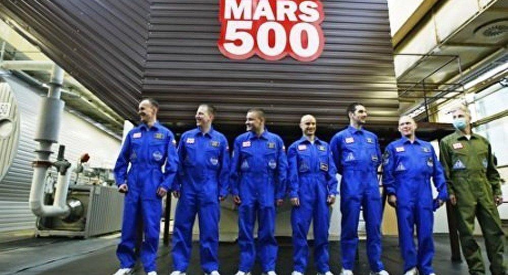 Pendant le vol vers Mars des moments de dépression seront inévitables