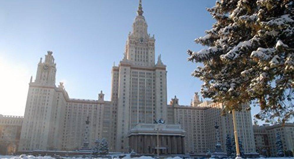 Un incendie s'est déclaré à l'université de Moscou