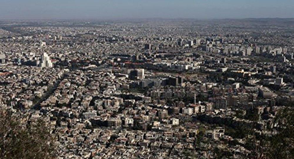 Syrie : les combats dans la banlieue de Damas