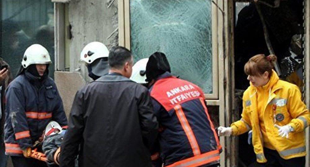 Turquie : les radicaux de gauche seraient à l'origine de l'attaque terroriste