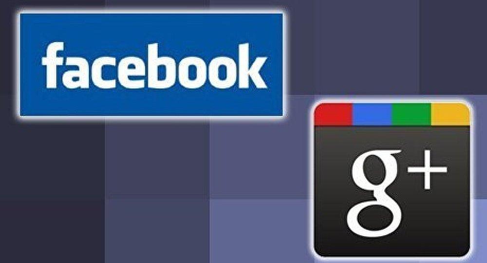 Google + deuxième réseau social le plus fréquenté derrière Facebook