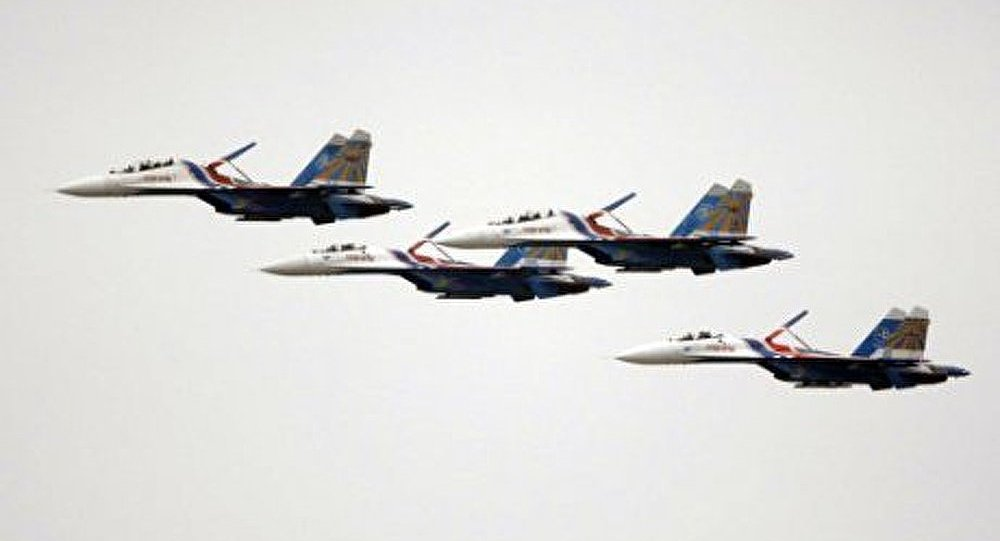 Les as de l'aviation russe se rendront en Inde