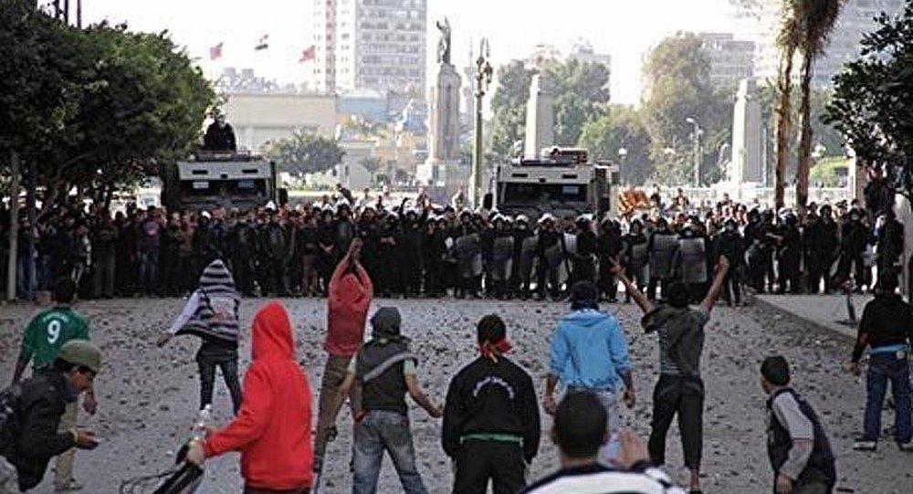 Les protestations en Égypte s'intensifient