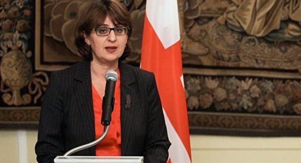 La Géorgie va coopérer avec l'OTAN et avec la Russie