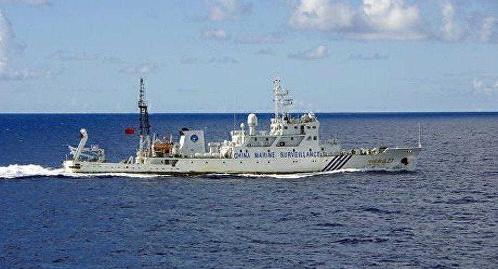 Une frégate chinoise a visé un navire japonais avec son radar de tir