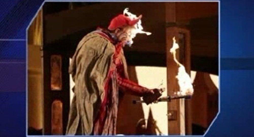 Un artiste de l'opéra de Chicago a pris feu lors d'une répétition