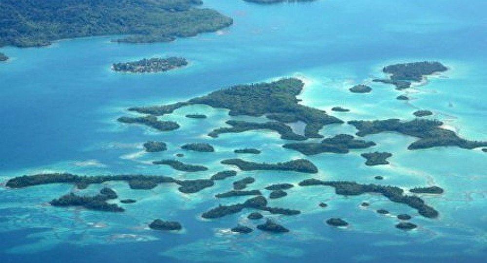 Un puissant séisme frappe les îles Salomon