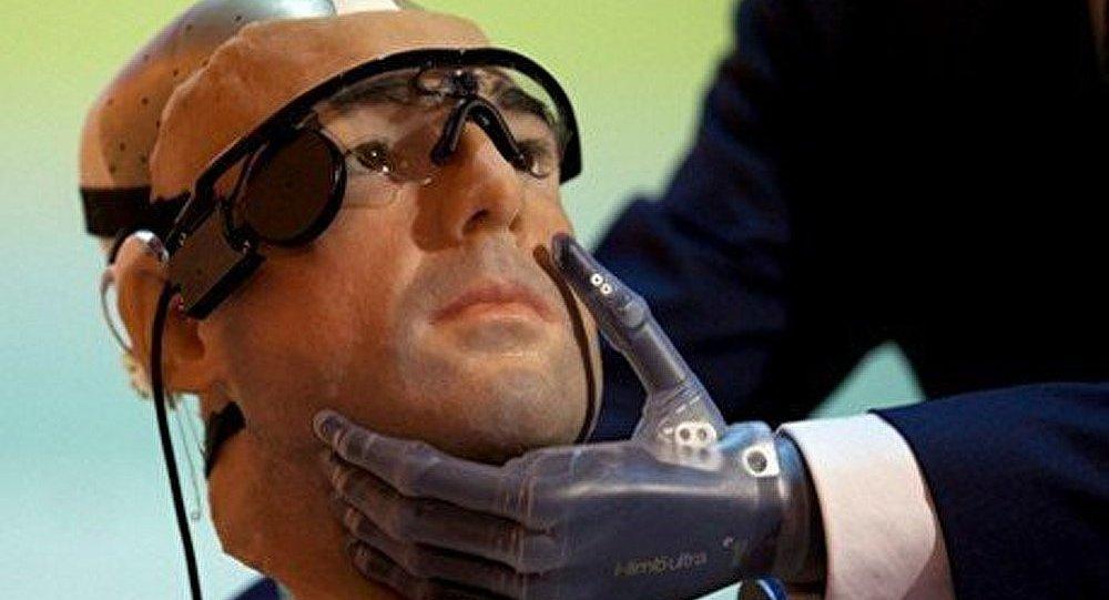Un homme bionique exposé au Musée des Sciences de Londres