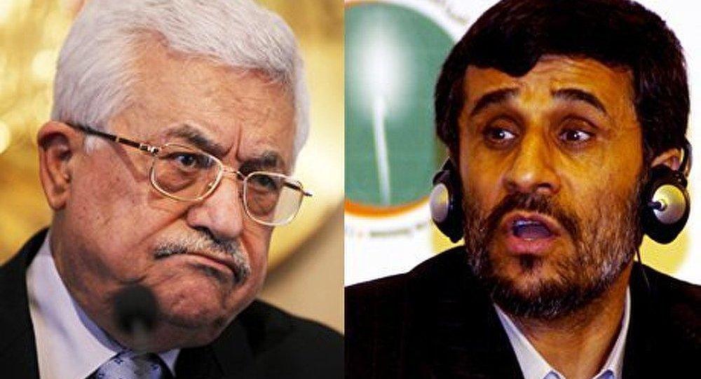 Rencontre Abbas-Ahmadinejad au Caire