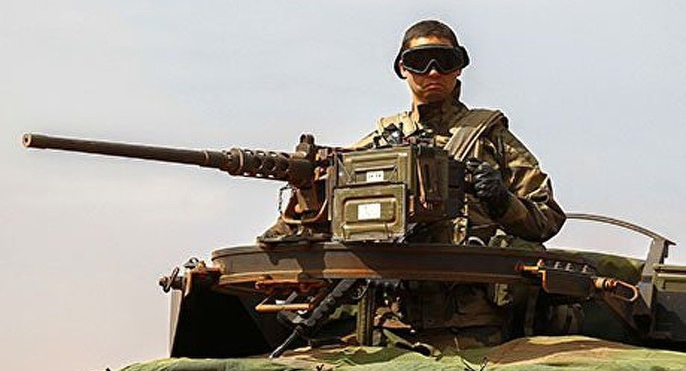 La République tchèque envoie son contingent au Mali