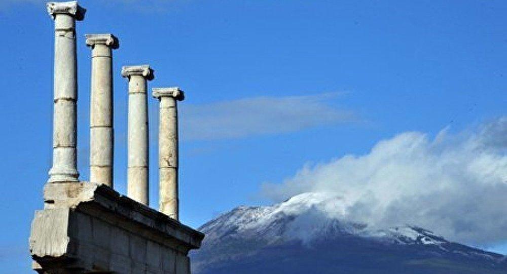 L'Italie lance un « Grand projet Pompéi »