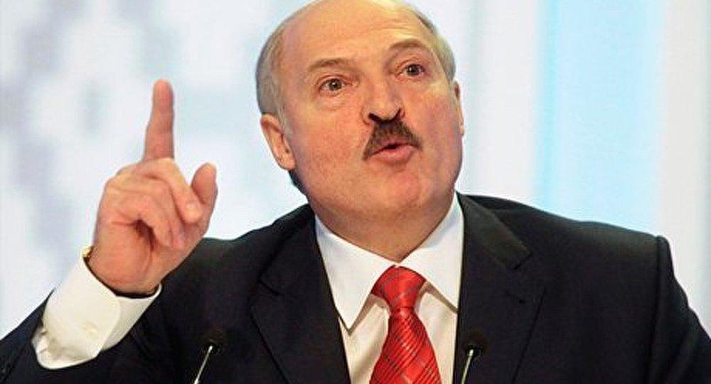 Loukachenko a accusé ses subordonnés de dégradation