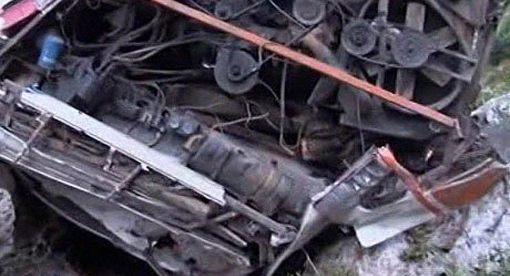 Onze tués dans un accident de la route en Chine