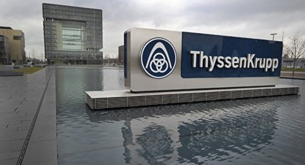 Coupes sombres chez ThyssenKrupp
