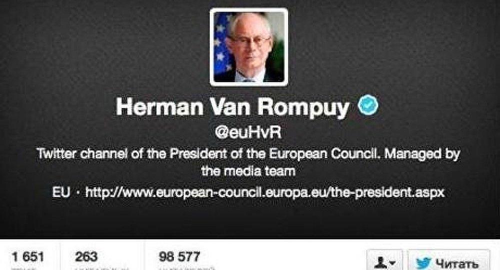 Accord sur le budget européen atteint (Van Rompuy)