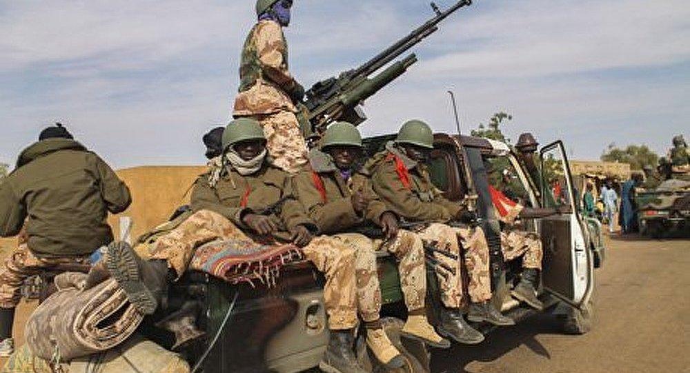 Les militaires maliens combattent les uns contre les autres