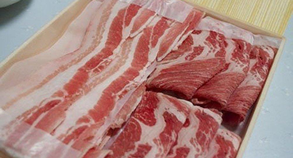 La Russie refuse l'importation de viande américaine