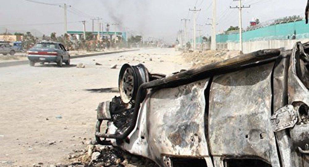 Une explosion a eu lieu dans la ville afghane de Kunduz