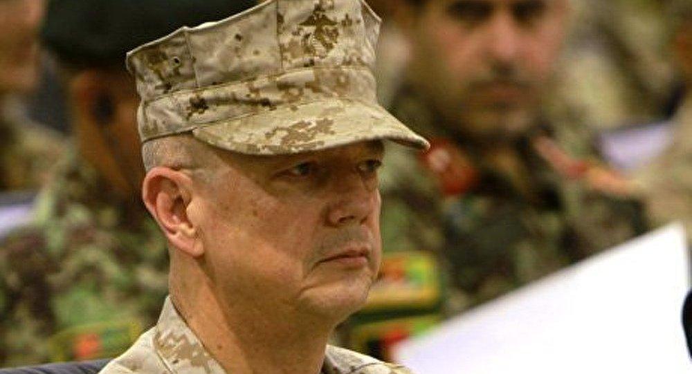 Le commandant des forces de l'OTAN en Afghanistan exclut « l'option zéro »