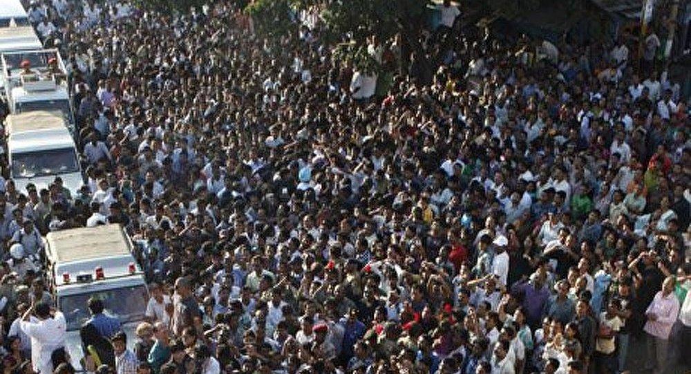 Plus de 20 personnes sont mortes en Inde lors de la Kumbh Mela