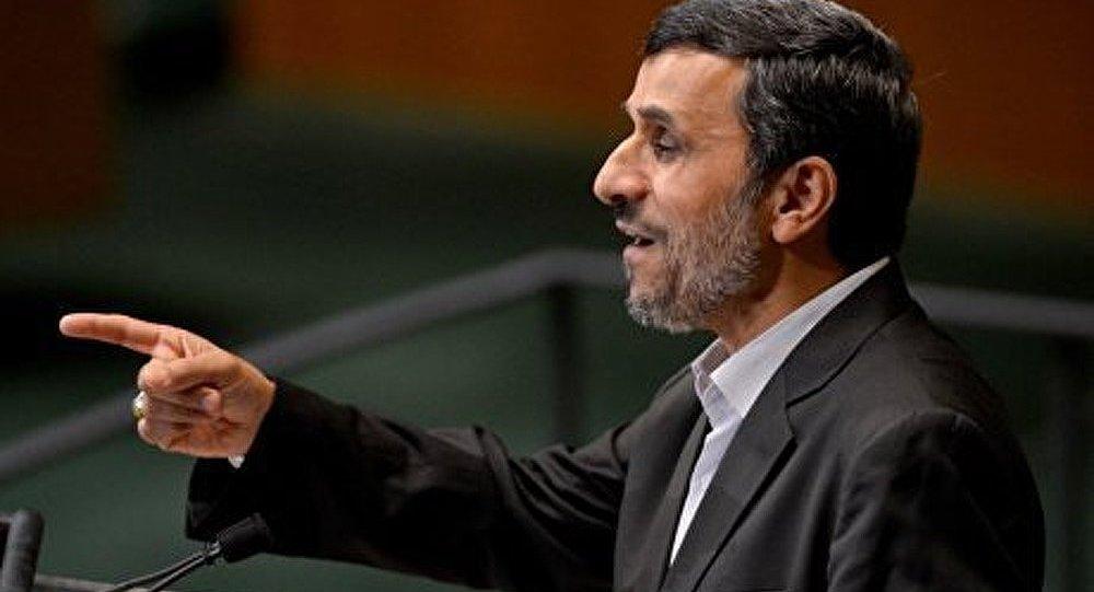Les négociations avec les États-Unis n'auront pas lieu (Ahmadinejad)