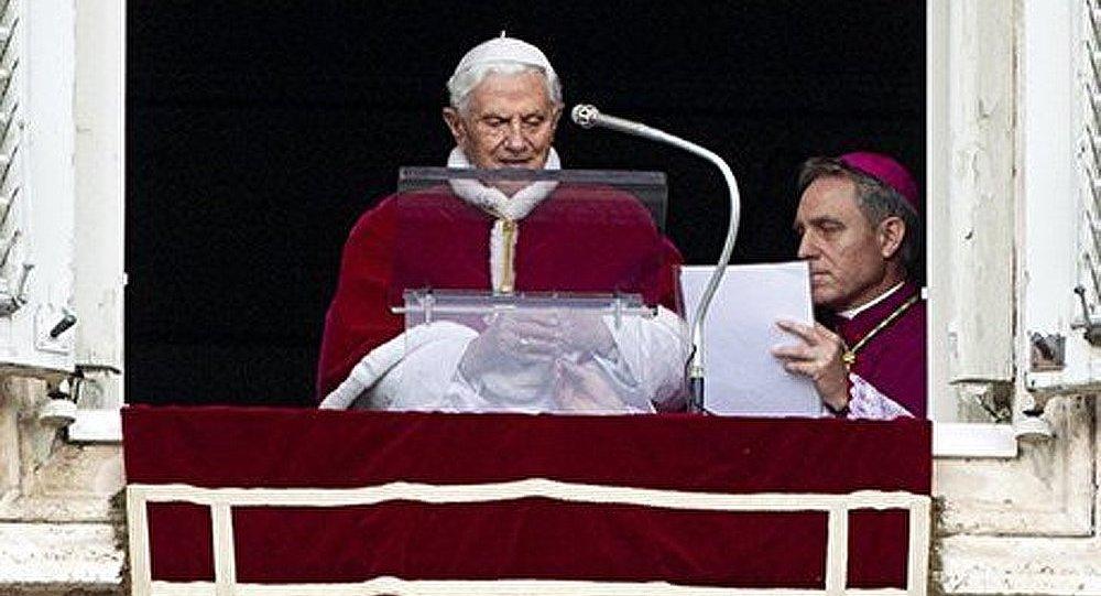 Le pape Benoît XVI démissionnera à partir du 28 février