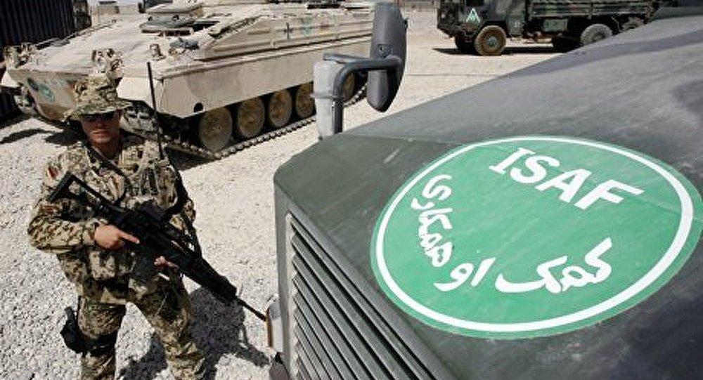 Les marines prennent le relais en Afghanistan