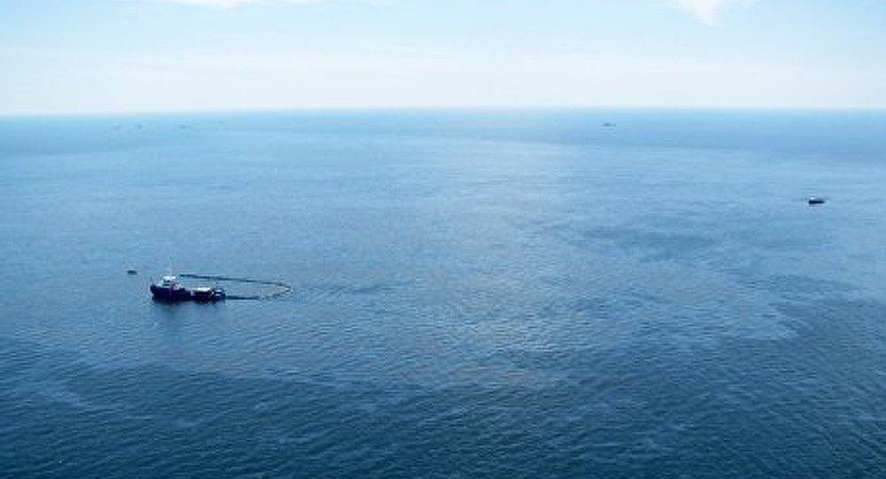 Un paquebot sans propulsion dérive dans le golfe du Mexique