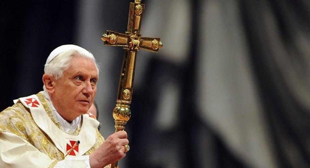 Dernière audience de Benoît XVI le 27 février