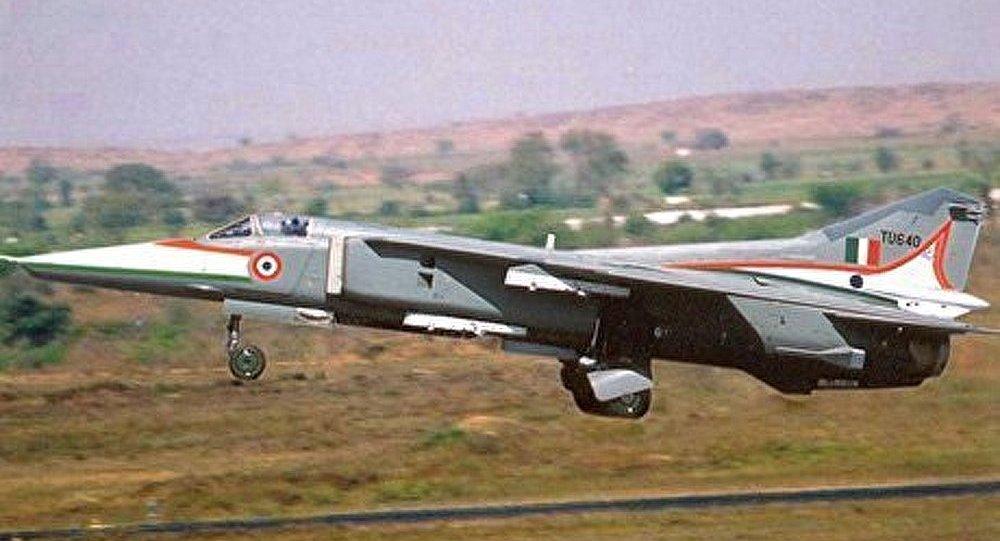 Un avion de chasse s'écrase dans le nord-ouest de l'Inde