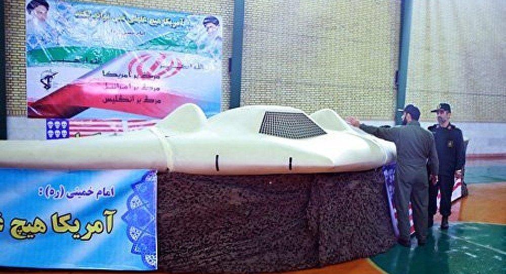 L'Iran a réussi à copier les drones US