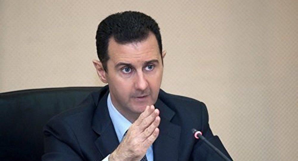La Syrie est détruite systématiquement (Bachar al-Assad)
