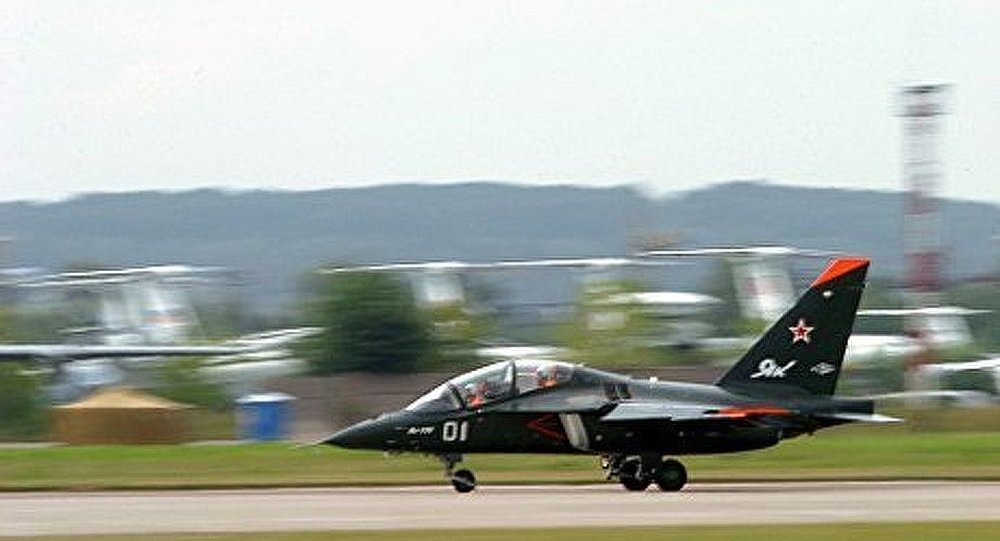 Le Yakovlev Yak-130 : un avion d'entraînement et de combat