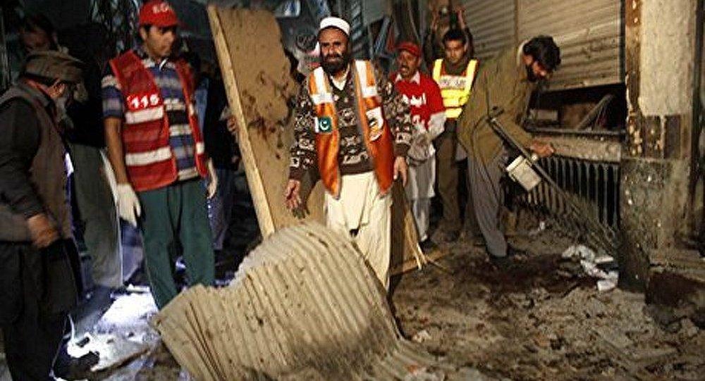 Pakistan/explosions : 16 morts et des dizaines de blessés