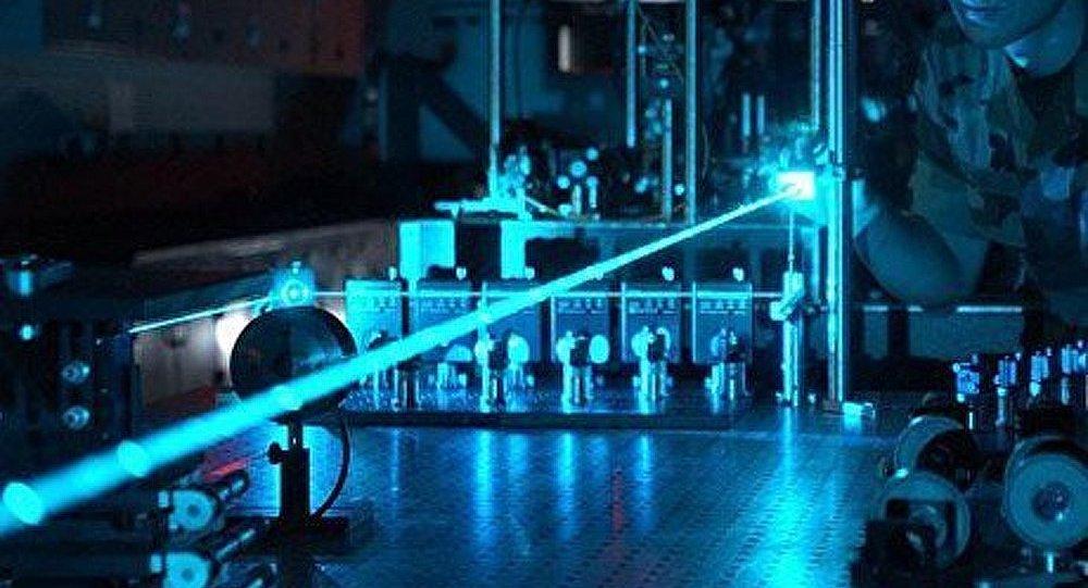 Un laser géant pour la synthèse thermonucléaire