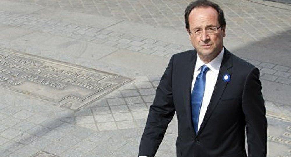 Les tracas de Hollande ou du Janus droit-de-l'hommiste