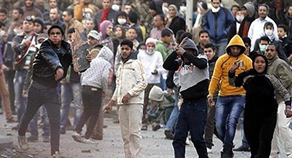 Egypte : heurts lors d'une manifestation devant le siège des Frères musulmans