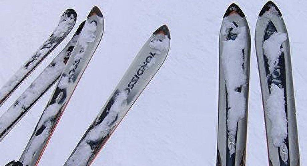 Le skieur Rouchan Minnegoulov a gagné la Coupe du Monde à Sotchi