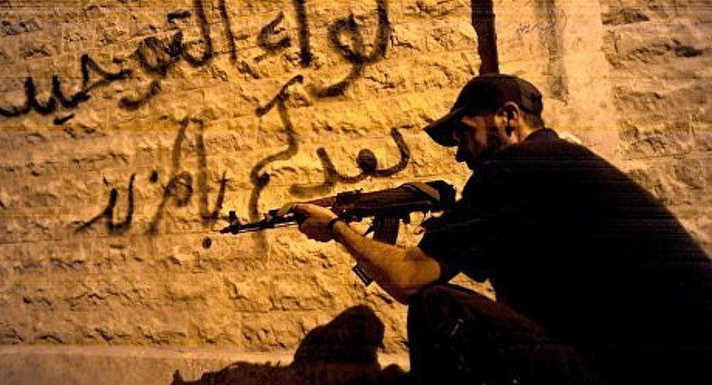 Les rebelles syriens veulent un islam mondial sur la terre