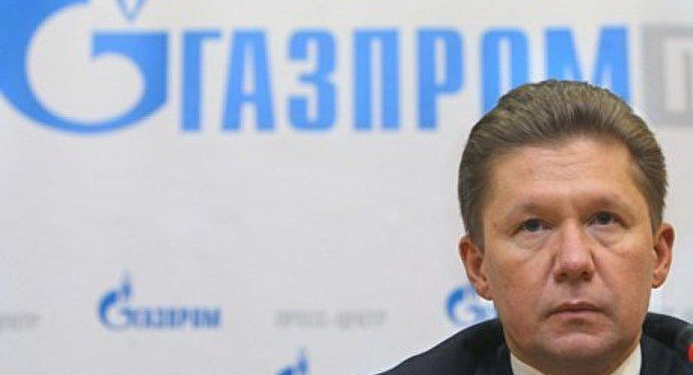 Poutine charge Gazprom du projet du gazoduc Yamal-Europe 2