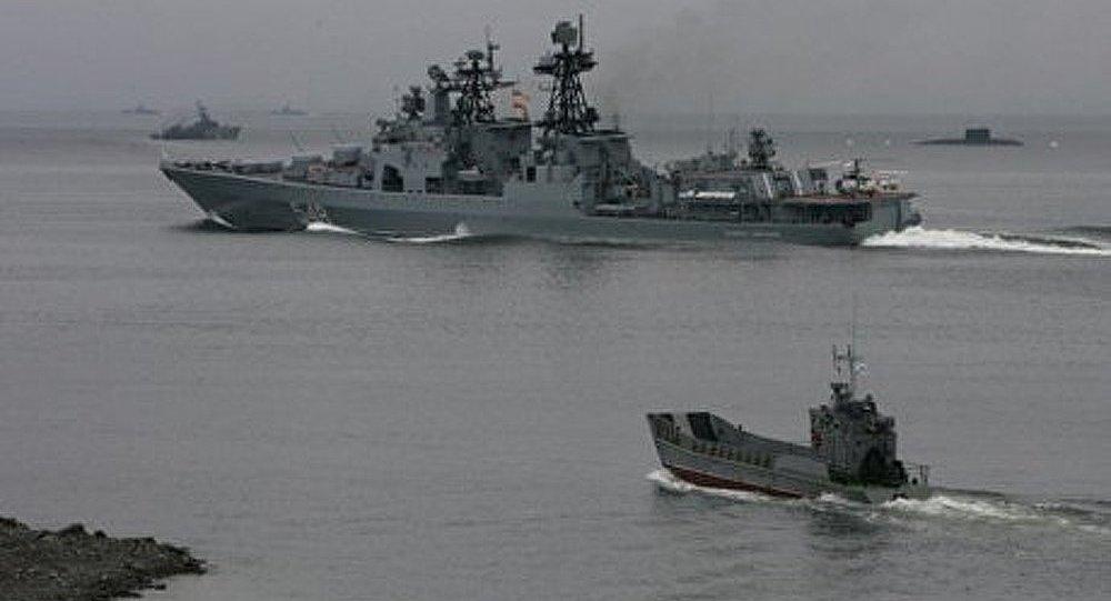 La Russie a envoyé ses navires de guerre en Méditerranée
