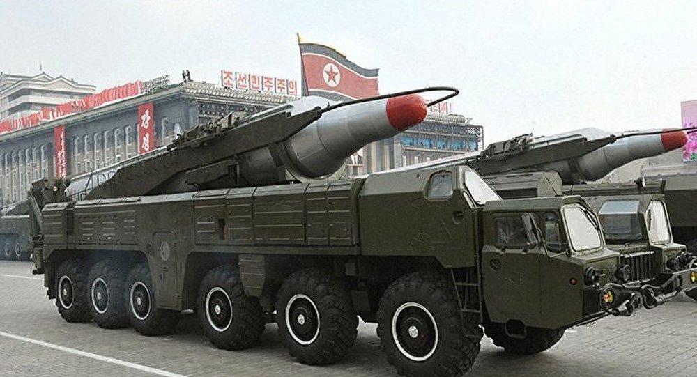 Le Japon se prépare à intercepter des missiles nord-coréens