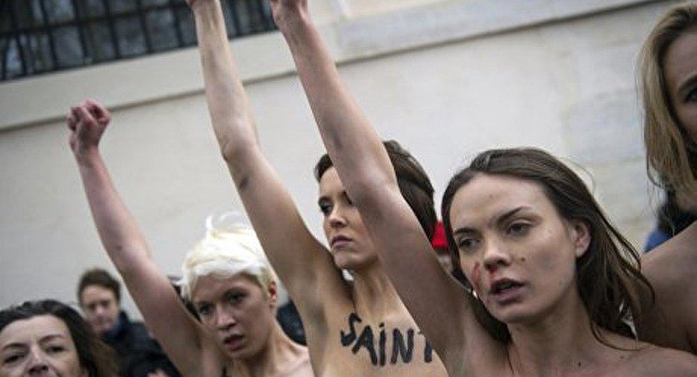 Les FEMEN : des agents inconscients du choc des civilisations?