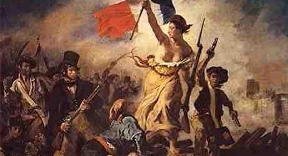 La France est en marche vers une nouvelle Révolution