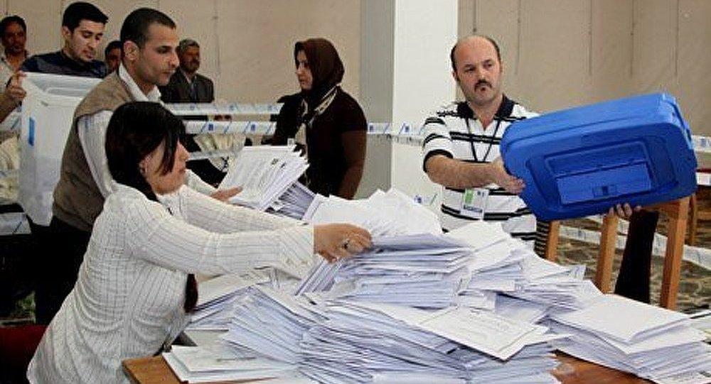 L'Irak a voté pour la première fois depuis le départ des troupes américaines