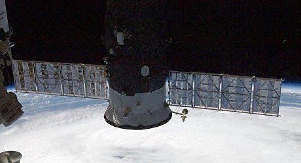 La fusée Progress sera coulée dans le « cimetière » des vaisseaux spatiaux