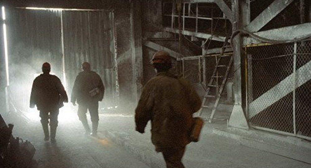 Accident dans une mine du Kouzbass : neuf personnes sous les décombres