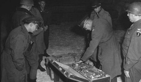 Les nazis après le 8 mai 1945… histoire de secrets